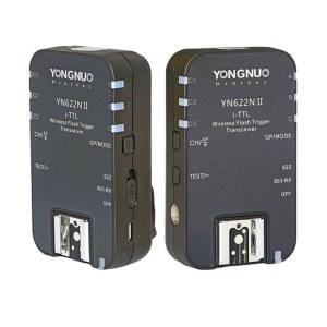 【顺丰包邮】永诺 YN622NII 二代闪光灯影室灯触发器