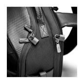 捷信 GCB100BP 双肩摄影包旅行背包微单反相机包大疆Mavic无人机包