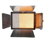 【顺丰包邮】永诺 YN600L 可调色温LED摄影灯