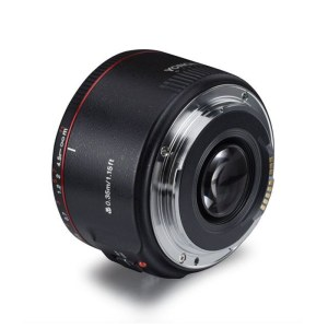 永诺 YN50mm F1.8 II 标准定焦镜头 佳能口【顺丰包邮】