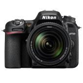 尼康 D7500 照相机18-140mm家用旅游照相自拍录像高清数码单反相机