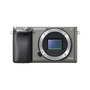 索尼 ILCE-6000 微单™APS-C画幅数码相机