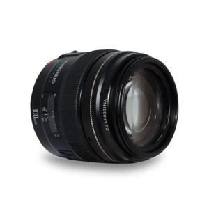 【顺丰包邮】永诺 YN100mm F2 中远摄定焦镜头佳能单反相机定焦镜头 佳能口