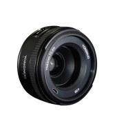 永诺 YN40mm F2.8N 轻薄型标准定焦镜头 尼康口【顺丰包邮】