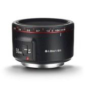 【顺丰包邮】永诺 YN50mm F1.8 II 标准定焦镜头 佳能口