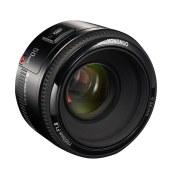 【顺丰包邮】永诺 YN50mm F1.8 标准定焦镜头 佳能口