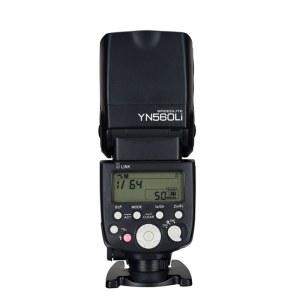 【顺丰包邮】永诺 YN560Li 锂电机顶闪光灯