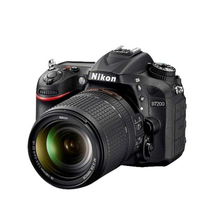 入门级单反_尼康 D7200 套机(18-140mm)专业高清数码单反相机