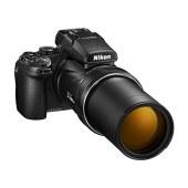 尼康 COOLPIX P1000 双重VR减震自拍高倍变焦远摄数码相机