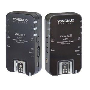 【顺丰包邮】永诺 YN622C II 二代闪光灯影室灯引闪器