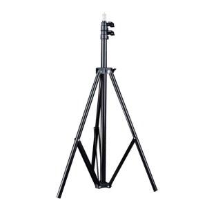 摄影灯支架 摄影灯影室灯闪光灯LED灯架便携三角支架