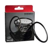 永诺 薄型可调 ND2-400滤镜 中灰密度镜 减光镜