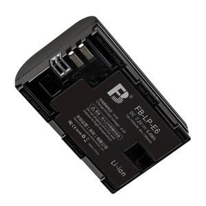 沣标(FB)LP-E6 数码相机电池 单反相机可充电锂电池