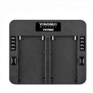 永诺 YN750C 充电器 (一次可充两个 不含电池)