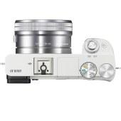 索尼(SONY)ILCE-6000L APS-C微单数码相机标准套装