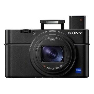 索尼(SONY)DSC-RX100M6 黑卡数码相机 1英寸大底
