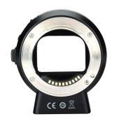 永诺 EF-E II 智能转接环 佳能EF/EF-S镜头转接索尼E口微单相机【顺丰包邮】