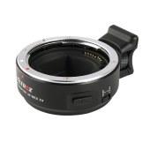 唯卓 VILTROX EF-NEX IV 四代自动对焦转接环佳能镜头转索尼E卡口