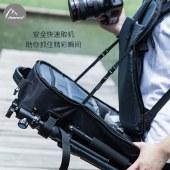 阿尔飞斯 双肩防水防盗专业双肩包索尼尼康佳能微单数码相机单反包