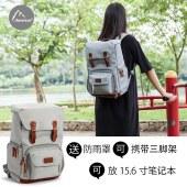 单反相机包双肩大容量背包防水便携单反包佳能尼康微单户外摄影