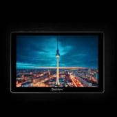 百视悦 R7 单反高清微单摄影机监视器7寸HDMI高亮导演显示器4K专业触屏小监3D-LUT功能