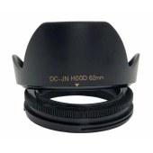 螺口遮光罩 适马 腾龙 宾得 索尼 佳能 尼康镜头通用遮光罩 可反装 莲花型遮光罩