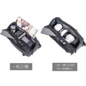 阿尔飞斯 相机包斜跨包单反单肩M6微单摄影包便携相机袋复古佳能