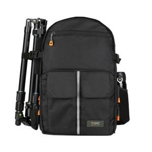 通霸 CP-07Ⅱ 专业单反相机包双肩摄影包大容量防盗多功能数码包 户外休闲电脑包