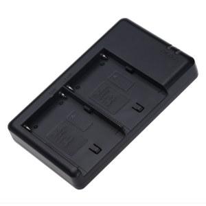 沣标 NP-FM50 双充电器F550 F750 F970 F960 FM55H FM500H充电器