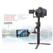 百视悦 S5 全高清5.5寸摄影摄像4K监视器 HDMI单反微单稳定器小监1920*1200分辨率