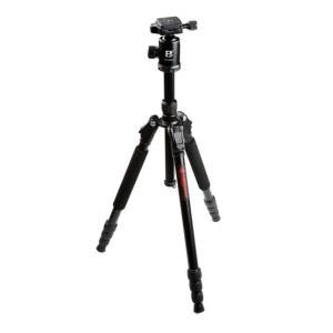 沣标FB-254L + FB-Q36J便携式 摄像机 微单 单反数码照相机 三脚架云台套装