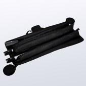 南冠 TRGB1208B 1kit南光补光灯led灯管灯棒灯 视频打光常亮灯手持管灯 含适配器灯管夹收纳袋