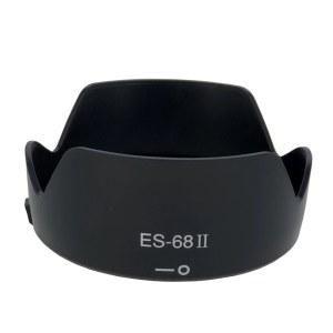 佳能ES-68II 遮光罩莲花50mm F1.8 STM新小痰盂镜头卡口501.8