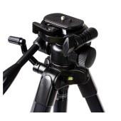 沣标 FB-QF426 专业轻便型三脚架佳能尼康索尼宾得富士照相机DV摄影摄像机投影仪夜钓鱼灯微单