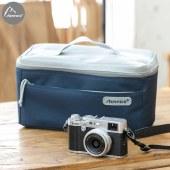 阿尔飞斯 单反相机内胆包a7r3镜头手提箱富士XT100轻巧微单收纳包