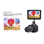 百视悦 S7II 二代7寸高清摄影摄像4K监视器SDI HDMI单反FS5/7显示器