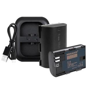 数魅 黑钻系列 S-LP-E6N  佳能锂电池