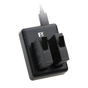 沣标(FB)Insta360 ONE X 两电双充套装