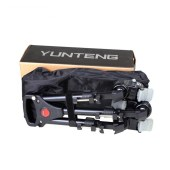 云腾 YT-901 901三脚架脚轮滑轮摄像机地轮微电影器材摄像专业