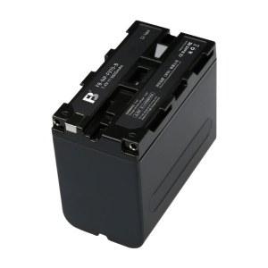 沣标 补光灯电池 摄影灯 监视器 大容量可充电 FB-NP-F970-B