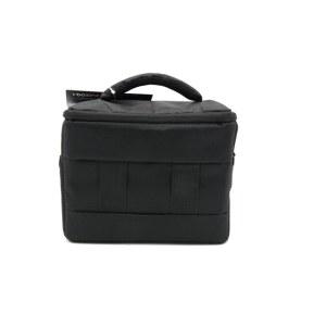 艾博森(i-boxine) 随行系列 D1 单肩防水单反相机微单相机单肩斜跨包 黑色