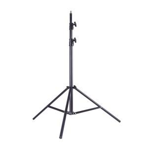 影棚器材闪光灯影室灯专业2.8米摄影灯架金属弹簧灯架脚架便携