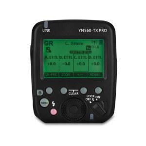 永诺 YN560-TX PRO 闪光灯信号发射器【顺丰包邮】