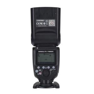 【新品现货 顺丰包邮】永诺 YN862C 锂电TTL闪光灯