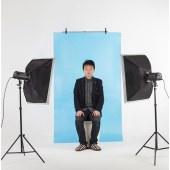 摄影背景布支架主播直播拍照相PVC背景板架子摄影棚T型背景架器材拍照背景支架摄影道具证件照拍摄背景背景板