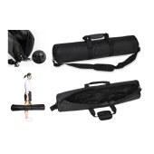 外拍三脚架包灯架包脚架 轨道 相机三脚架包收纳袋摄影灯架包便携手提包 加厚脚架包65CM