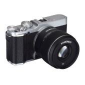 【新品现货 顺丰包邮】永诺 YN42.5mm F1.7M 4/3系统中焦段镜头