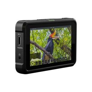 阿童木监视器ATOMOS SHINOBI隐刃监视器高亮屏5寸HDR摄影摄像单反微单监视器索尼4K 单机标配