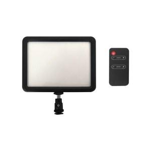 SOULMATE数魅 补光灯主播灯可调色温摄像灯轻薄婚庆LED摄影灯 带遥控