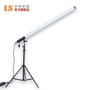 利帅T4R led补光棒冰灯手持棒灯摄影补光灯便携拍照灯常亮双色温